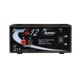 RC SYSTEM POWER-X12