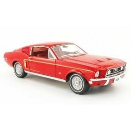 1968 FORD MUSTANG GT 2+2 FASTBACK GREENLIGHT